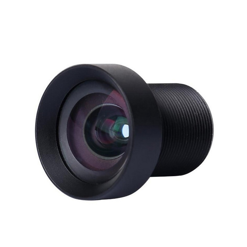"4.35mm 16MP M12 RGB Lens 1/2.3"" F/2.8 4K Resolution Lens for GoPro Xiaoyi Camera Modified UAV H"