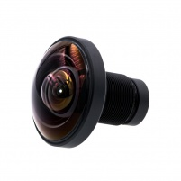 8k lens 1.2mm 220D 16mp IR Fisheye